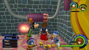 Kingdom Hearts 1 Final Mix (PS4) Gizmo cửa hàng Glitch