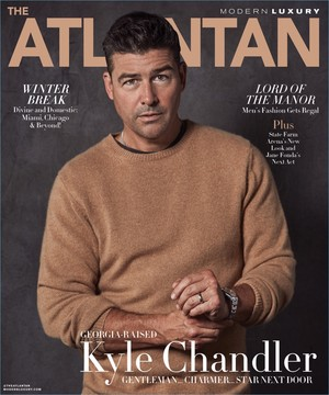 Kyle Chandler - Modern Luxury Cover - 2018