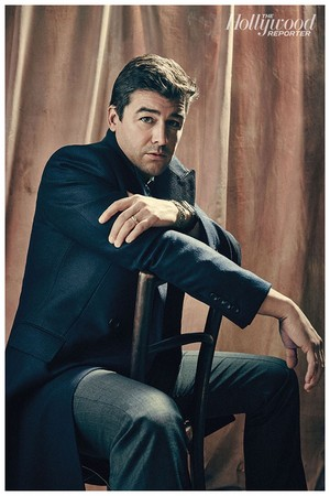 Kyle Chandler - The Hollywood Reporter Photoshoot - 2015