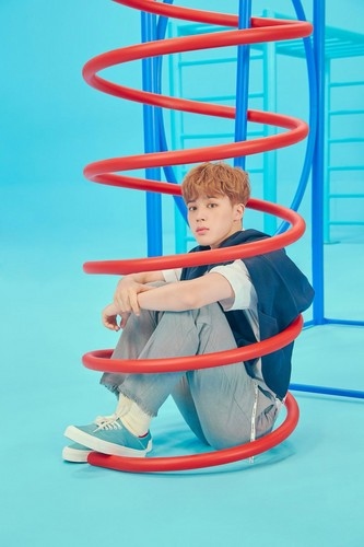 Jimin (BTS) wolpeyper called LOVE_YOURSELF 結 'Answer' Concept litrato F version