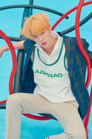 LOVE_YOURSELF 結 'Answer' Concept 사진 F version