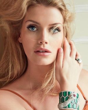 Lady Kitty Spencer Bvlgari