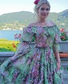 Lady Kitty Spencer Dolce Gabbana dress - princess-diana photo