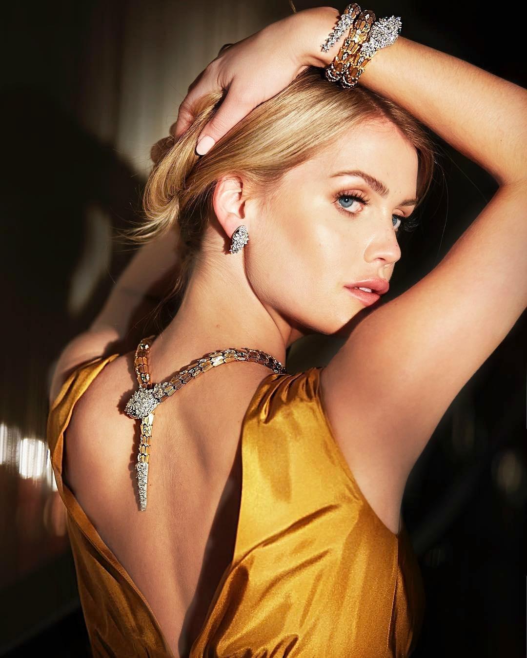 Lady Kitty Spencer bvlgari necklace earrings bracelet