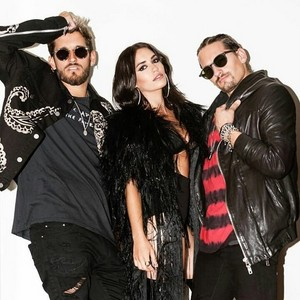 Lali and Mau y Ricky