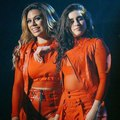 Lauren and Dinah