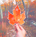 Leaves - daydreaming icon