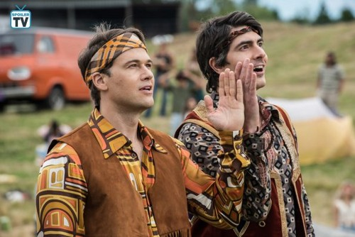 DC's Legends of Tomorrow fondo de pantalla titled Legends of Tomorrow - Episode 4.01 - The Virgin Gary - Promo Pics