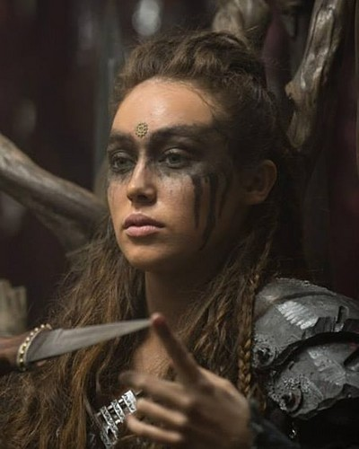 Commander Lexa (The 100) वॉलपेपर entitled Lexa