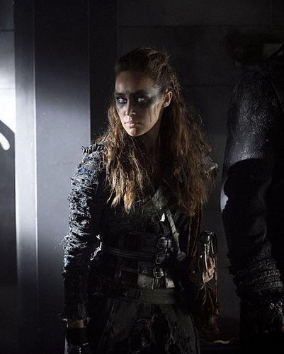The 100 wallpaper titled Lexa