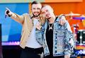 Liam and JBalvin - liam-payne photo
