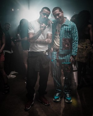 Liam and Jbalvin