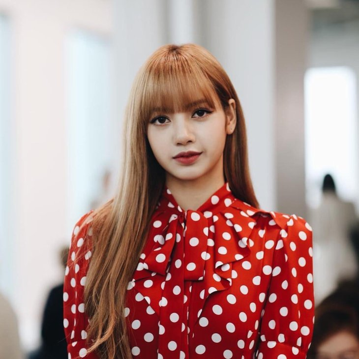 Lisa Blackpink Images Lisa Attends Michael Kors Show At Nyfw Hd