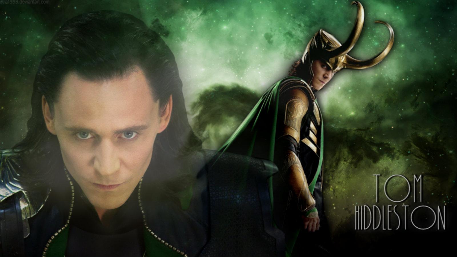 Loki Laufeyson - Team Loki Wallpaper
