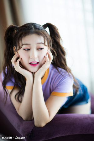 Loona - Choerry Naver x Dispatch 2018