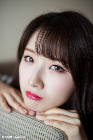 Loona - Haseul Naver x Dispatch 2018