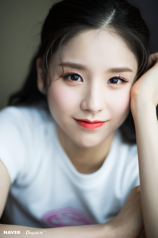 Loona - Heejin Naver x Dispatch 2018