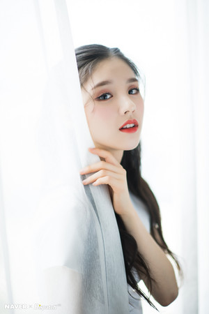 Loona - Heejin Naver x Dispatch 2018