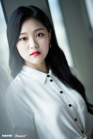 Loona - Hyunjin Naver x Dispatch 2018