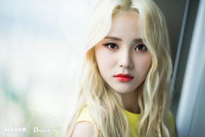 Loona - JinSoul Naver x Dispatch 2018