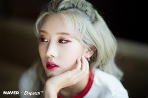 Loona - Kim Lip Naver x Dispatch 2018