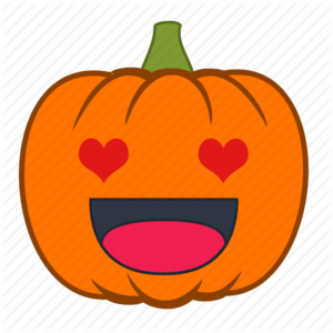 Love Heart Pumpkin