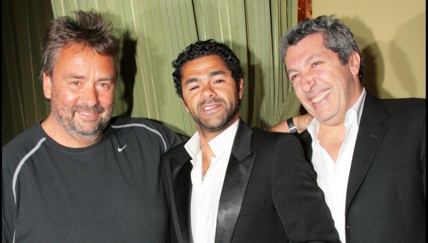 Luc Besson, Jamel Debbouze and Alain Chabat