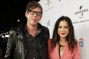 MICHELLE BRANCH PATRICK CARNEY LIVING TOGETHER