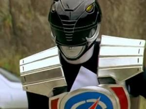 MMPR Black Ranger Defender Vest