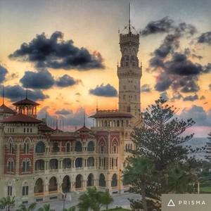 MONTAZA PALACE ALEX EGYPT