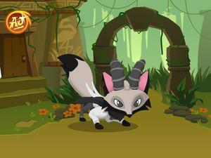 Main animal on Animal jam