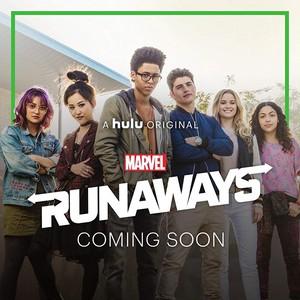 Marvel's Runaways - Poster
