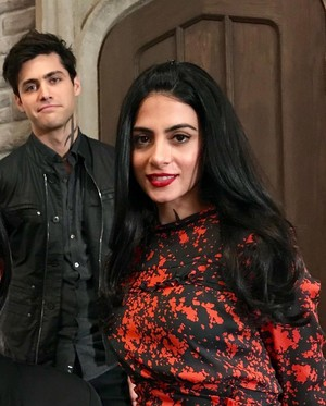 Matt and Emeraude