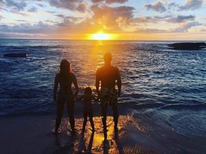 Mavi, Stephen and Cassandra