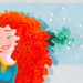 Merida - disney-princess icon
