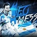 Messi,Icon - lavendergolden icon