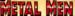 Metal Men logo - metal-men icon