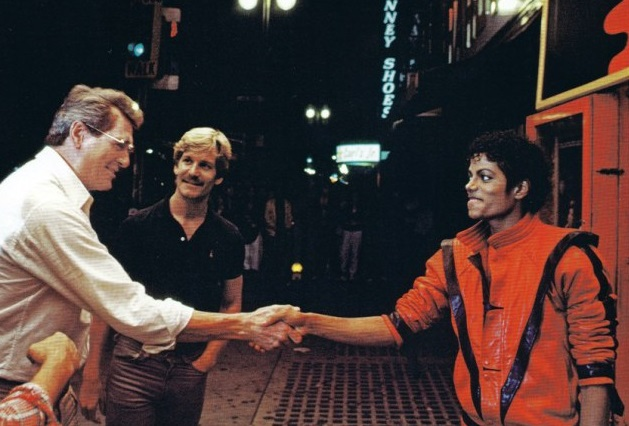 Michael And Rock Hudson