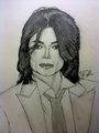 Michael Jackson  - ktchenor fan art
