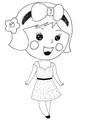 Miss La Sen chibi 161