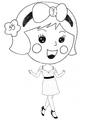 Miss La Sen chibi 2367-3 3