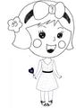 Miss La Sen chibi 6893533