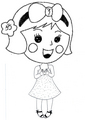 Miss La Sen chibi 7893