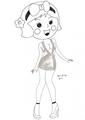 Miss La Sen girl 12