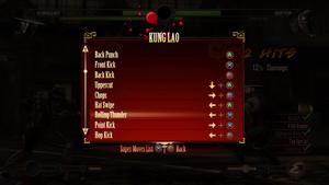 Mortal Kombat (2011) Screenshot
