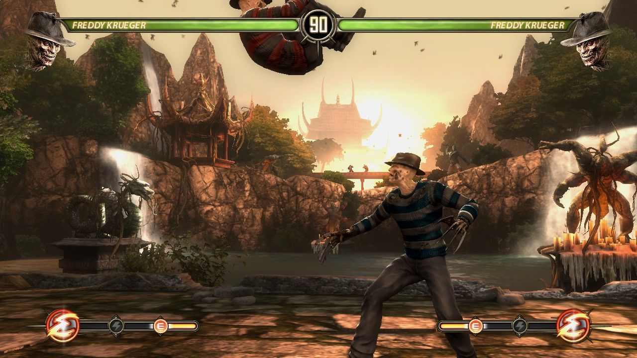 Mortal Kombat: Komplete Edition Screenshot