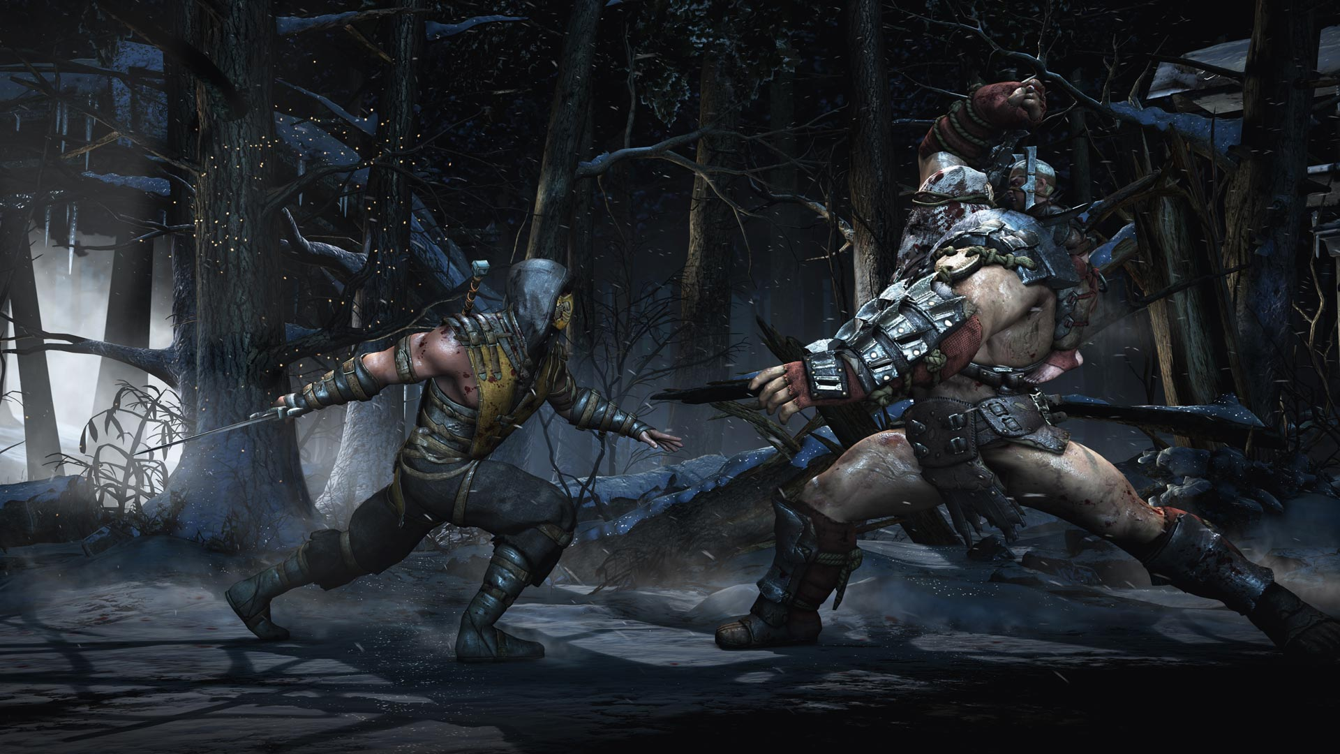 Mortal Kombat Images Mortal Kombat X Official Screenshot Hd Fond D