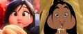 Mulan's funny face - disney-princess photo