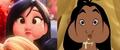 Mulan's funny face - disney-princess photo
