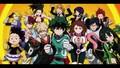 My Hero Academia Boku No Hero Academia